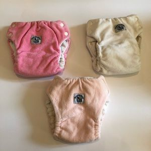 Other - 3 swaddlebees cloth diapers